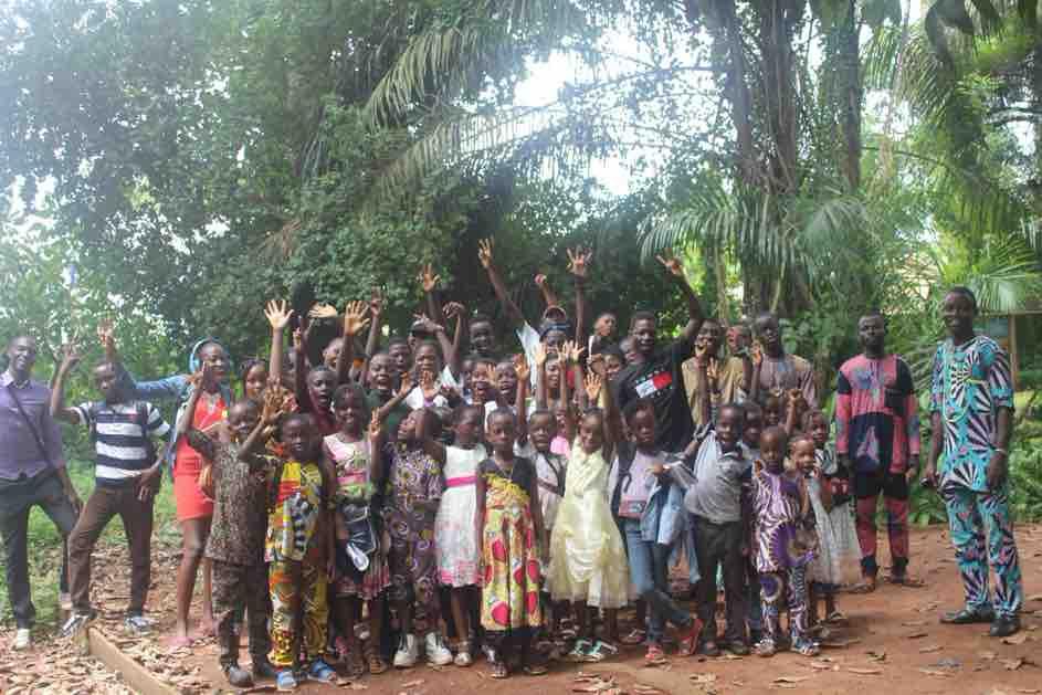 Field trips in Benin