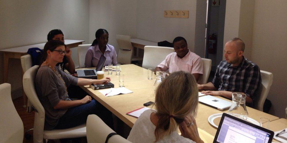 SUPE Workshop at University of Pretoria