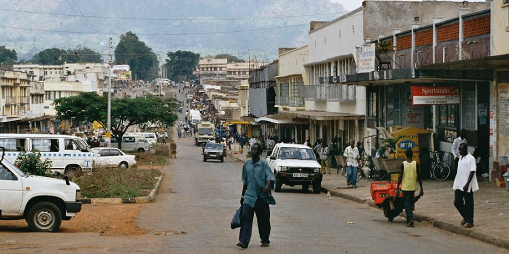 Waste management and climate financing in Mbale