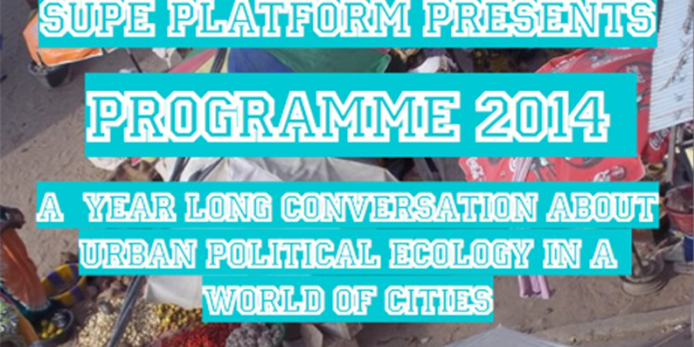 Pluralizing or Provincializing Urban Political Ecology? [In a World of Cities]