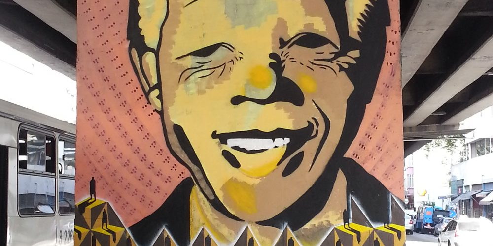 With the death of Mandela—Focus on South Africa