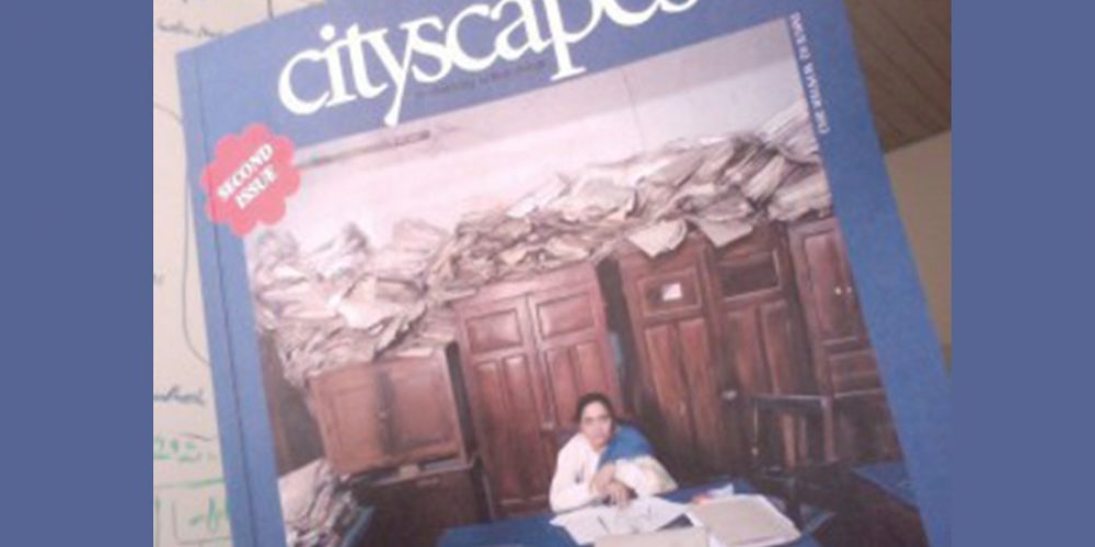 Cityscapes: An urban magazine from the global South