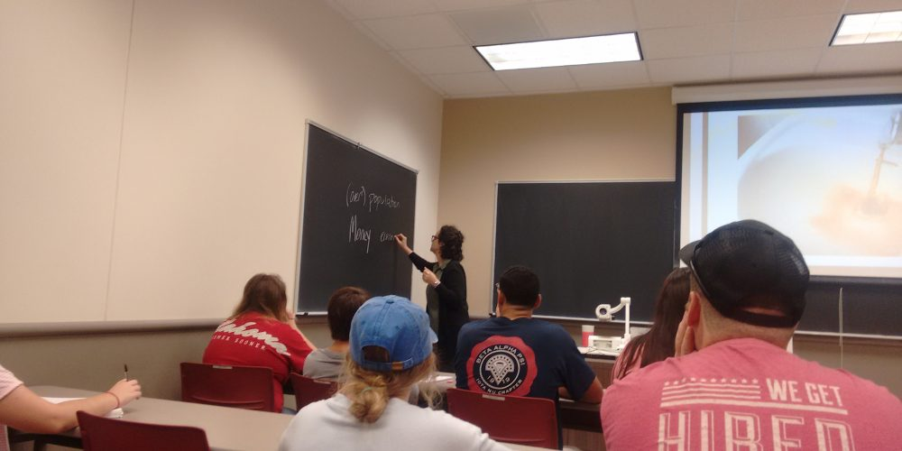 Teaching a Situated Environment and Society Class