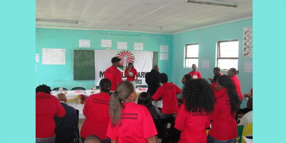 Alternative campaigning in Cape Town's 2011 municipal elections