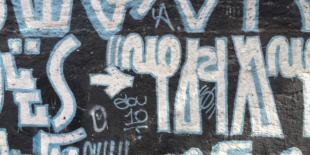 The aesthetic politics of graffiti removal in Contemporary São Paulo
