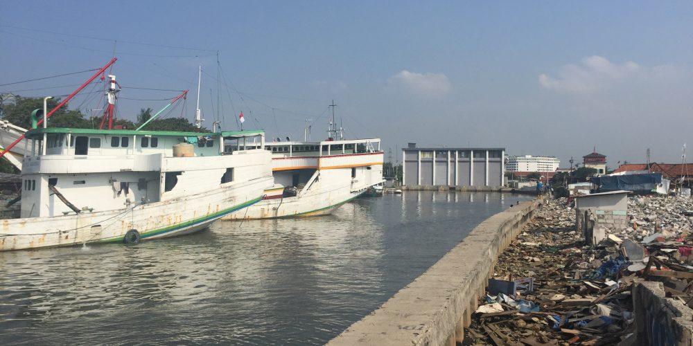 The politics of flood mitigation in Jakarta