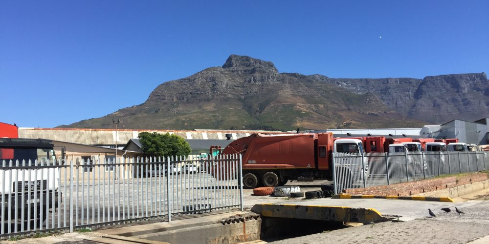 Waste management in Cape Town: understanding responsibility and labour